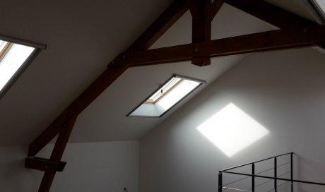 Créer un puits de lumière Saint-Baudille-de-la-Tour