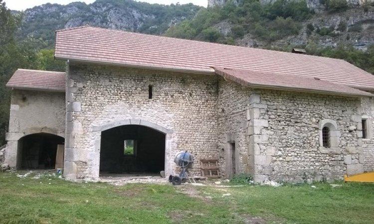 NORD ISÈRE Charpente Rénovation de couverture Saint-Baudille-de-la-Tour